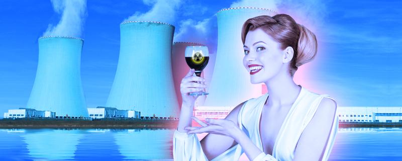Radiation Cocktails
