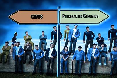 GWAS vs. Personalized Genomics