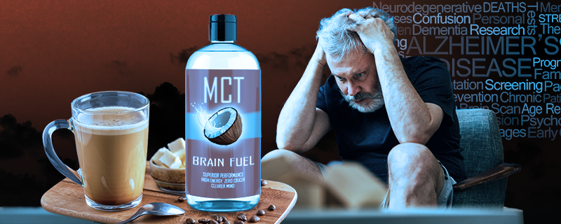 MCT Oil: Fast Path to Dementia